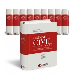 Código Civil Comentado (10 Tomos)