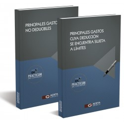 DUO PRACTICUM DEL CONTADOR PRINCIPALES GASTOS CUYA DEDUCCIÓN SE ENCUENTRA SUJETA A LÍMITES / PRINCIPALES GASTOS NO DEDUCIBLES