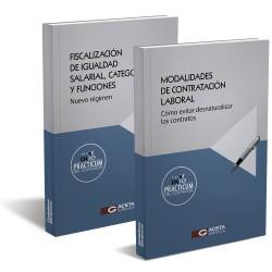 DUO PRACTICUM  MODALIDADES DE CONTRATACIÓN LABORAL. / FISCALIZACIÓN DE IGUALDAD SALARIAL, CATEGORÍAS Y FUNCIONES. Nuevo régimen