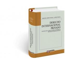 DERECHO INTERNACIONAL PRIVADO Estudio de las relaciones económicas privadas internacionales