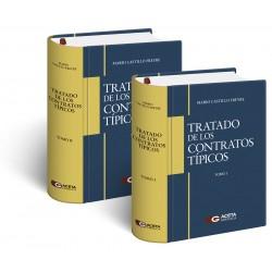 TRATADO DE LOS CONTRATOS TÍPICOS  Tomo I y Tomo II